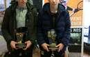 Victoire de cédric et thomas au tournoi jeunes d'oyonnax